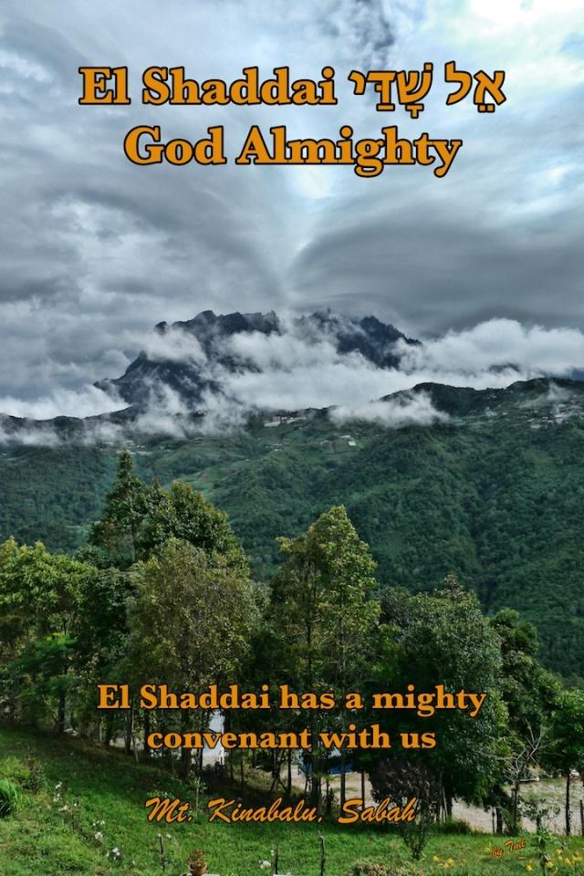 El Shaddai copy