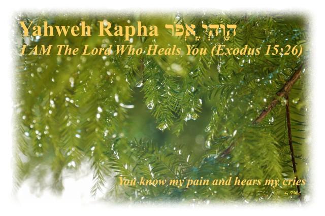Yahweh Rapha